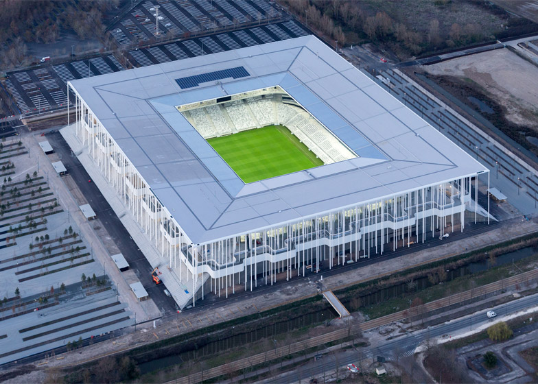 Bordeaux stadium herzog de meuron jackbroad for W architecture bordeaux